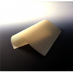 Plaque en silicone épaisseur 2mm - dimensions 600 x 550mm