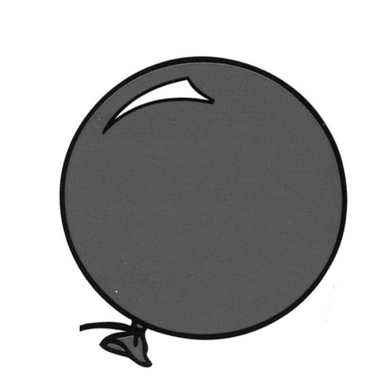 Ballon caoutchouc naturel - gonflage maxi Ø 300mm - sachet x 100 pièces