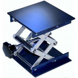 Support élévateur ( boy ) - plateau 100mm x 100mm - levée 140mm - charge 10kg