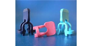 Clip plastique pour sphérique