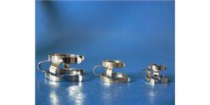 Clips acier rodage conique